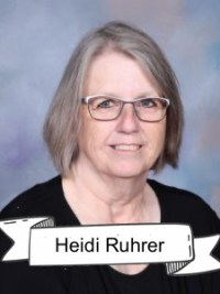 Heidi Ruhrer worked for the Sioux City CSD. She died on 10/24/2020 from COVID-19.
