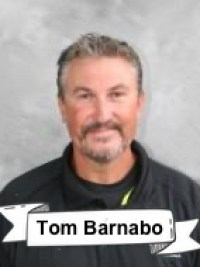 Tom Barnabo was an educator at Dowling Catholic in Des Moines, IA. He died from COVID-19 in November 2020.