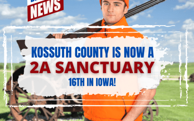 Kossuth County comes in for the Big 2A Win!