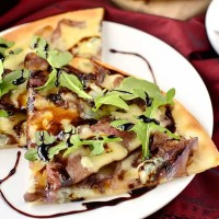 Gluten-Free Steak House Pizza