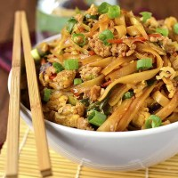 Potsticker Noodle Bowls (Video)
