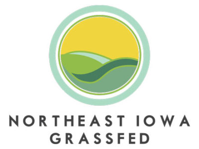 Northeast Iowa Grass Fed Logo