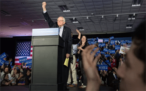 Related: Read the Informer's coverage of Bernie Sanders
