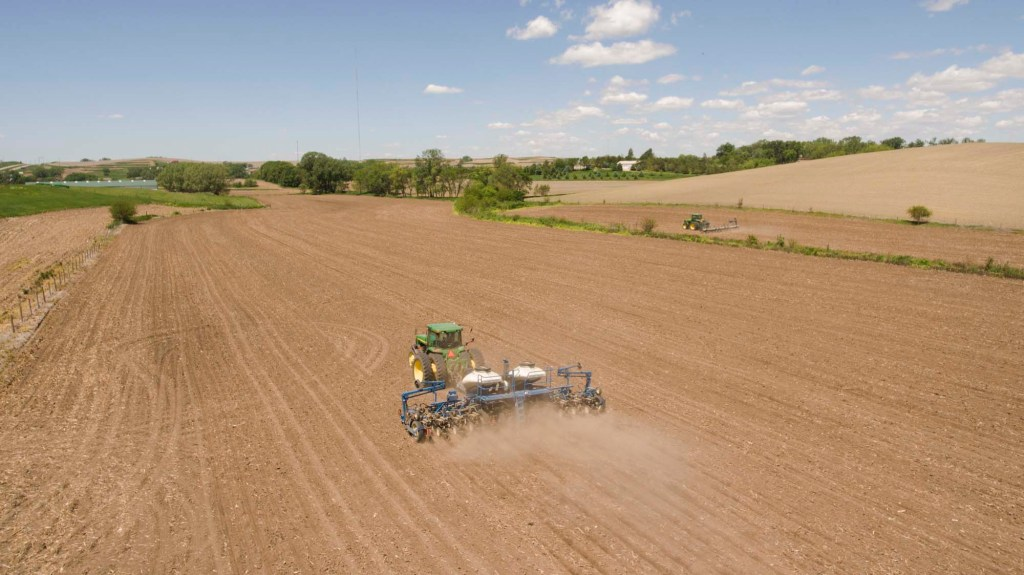 Polk County Iowa Farmland Values