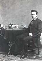 Thomas Edison circa 1890