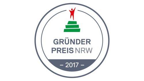 Gründerpreis NRW 2017 Logo