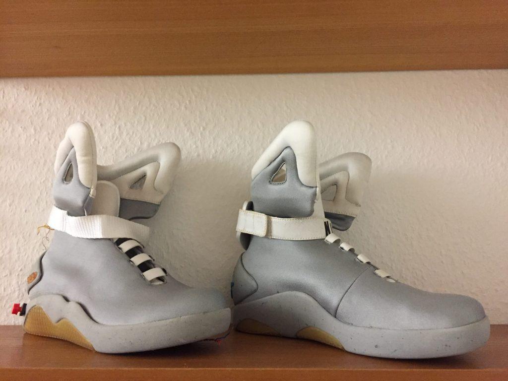 IOX selbstschnürender Schuh für PRO7 Galileo