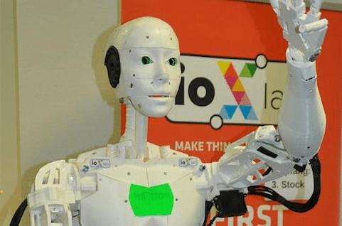 ioxlab robot bob