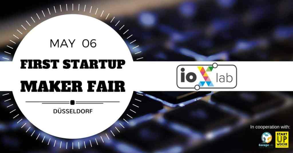 IOX LAB MAKER FAIR