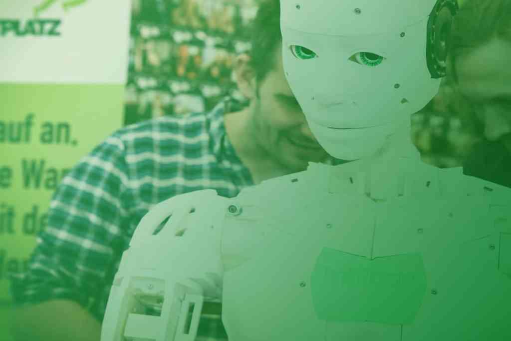 Affective-computing-Roboter