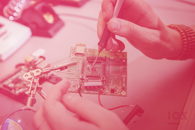 Maker Hardware ist vielfältig