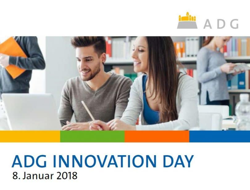 IOXLAB beim ADG Innovation Day