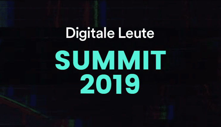 Digitale Leute Summit 2019