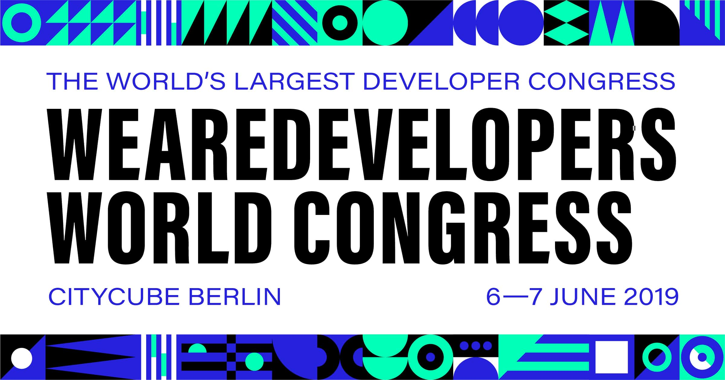 WeAreDevelopers World Congresss