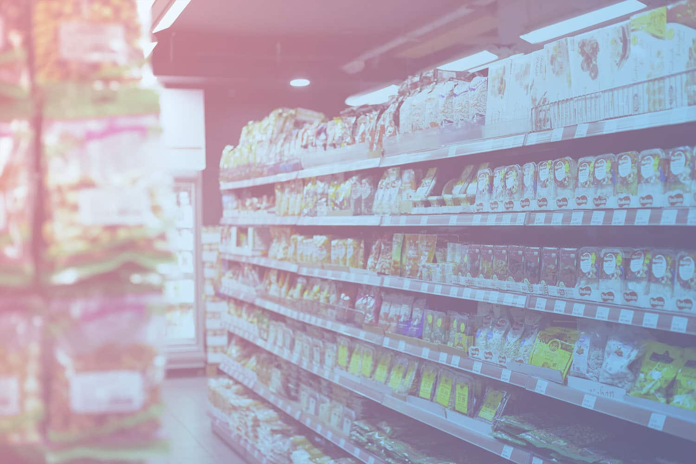 Zum Beitrag IoT im Handel - Trends: Regal im Supermarkt