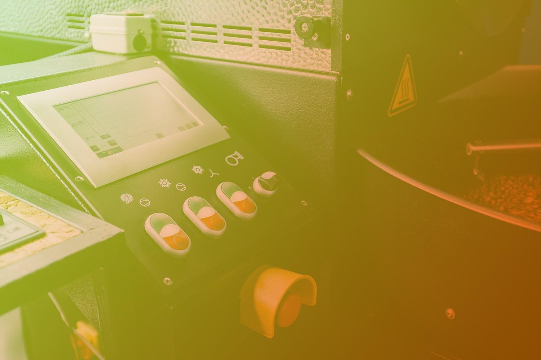 Zum Artikel NB-IoT Button: Knöpfe an Maschine