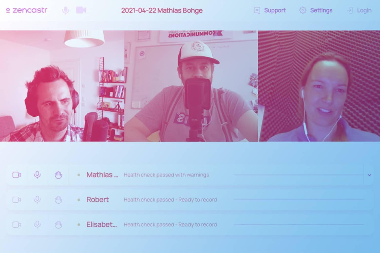 IoT Podcast Episode 39: URLLC, mit Robert, Mathias und Elisabeth