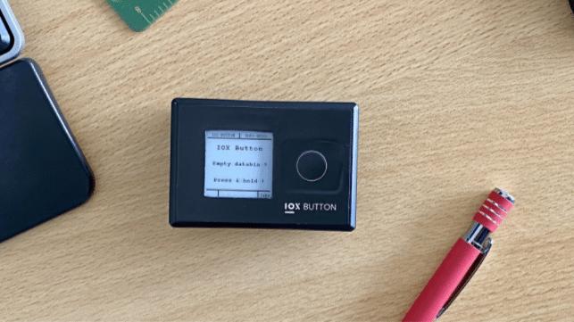 IOX Button