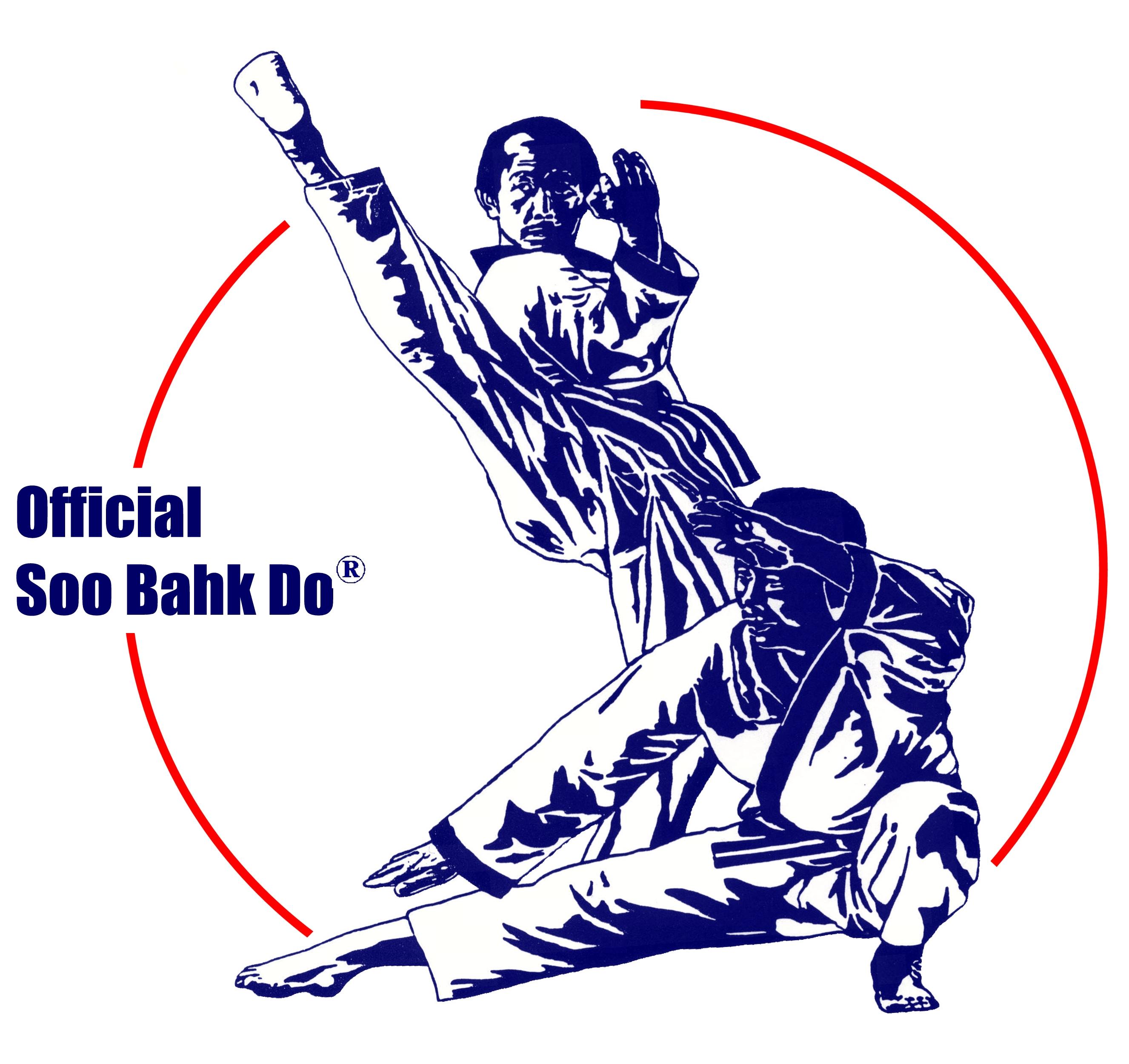 Official Soo Bahk Do Logo