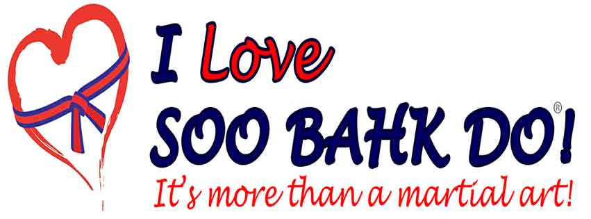 I Love Soo Bahk Do! 3