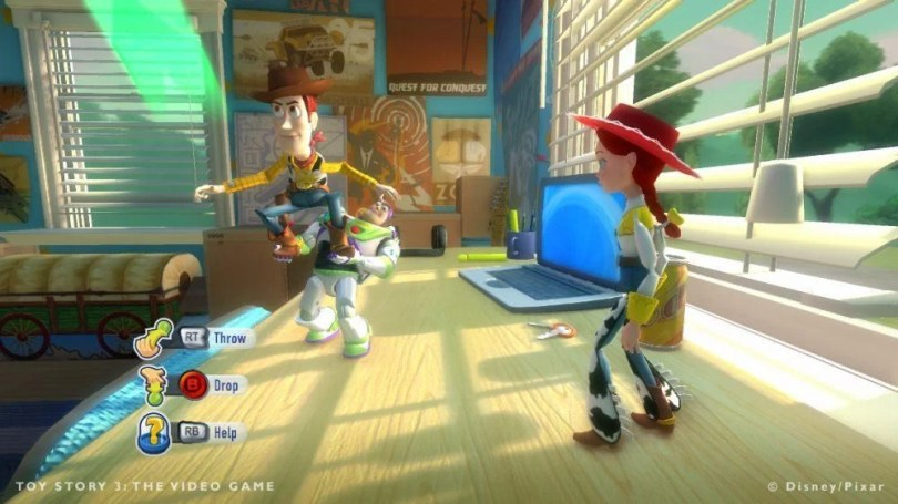 Toy Story 3 News and Achievements   TrueAchievements Latest Toy Story 3 Screenshots