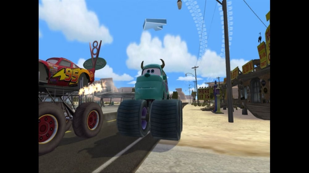 Cars Mater National Championship News Achievements Screenshots And Trailers