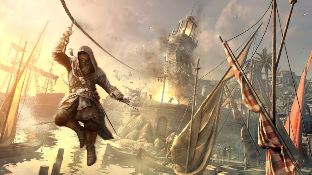 Assassins Creed Revelations News Achievements