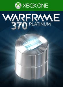 Warframe 370 Platinum On Xbox One