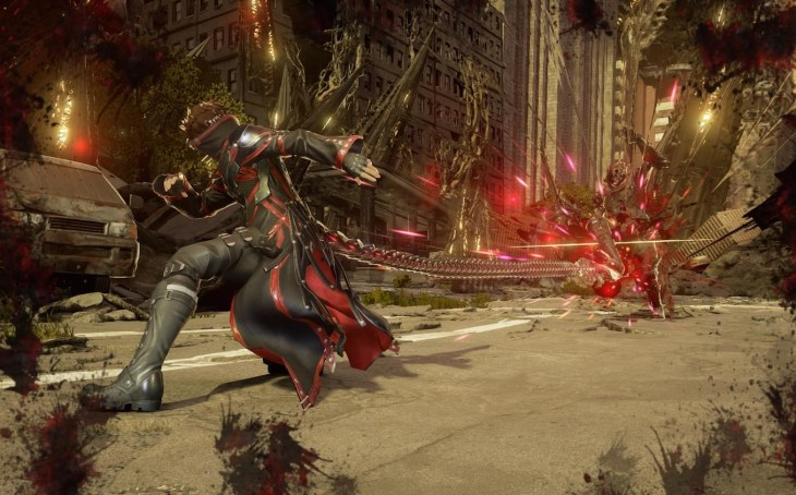 Image result for code vein gameplay