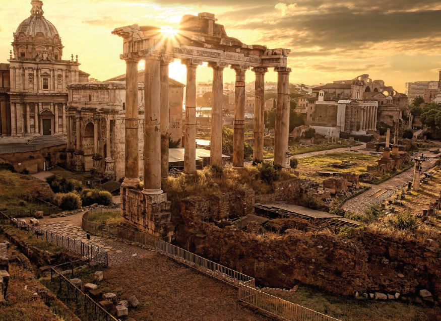 When in Rome: Taxes and Outrage in Ancient Rome