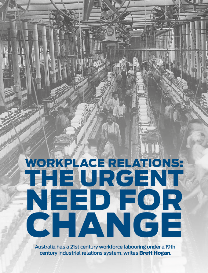 Workplace Relations: The Urgent Need For Change