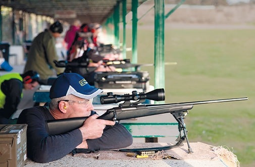 Source: Sporting Shooters Association of Australia (Victoria)