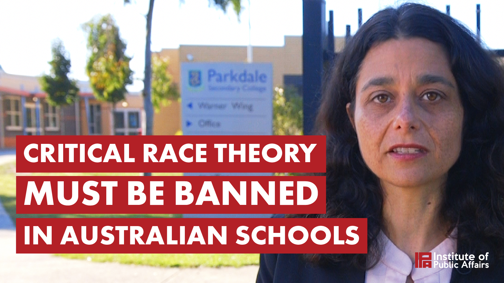 Critical Race Theory Must Be Banned In Australian Schools