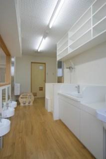 妙円寺保育園_乳児トイレ