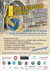 Mistrzostwa Polski Służb Mundurowych w Siatkówce Plażowej