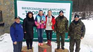 V BIESZCZADZKI BIEG NARCIARSKI – TROPEM ŻUBRA 9.02.2019 r. MUCZNE