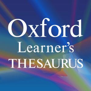 Oxford Learner 8217 s Thesaurus iPA Crack
