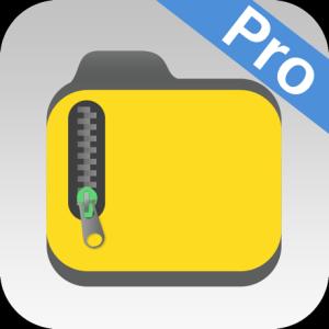 IZip Pro Zip Unzip Unrar Tool iPA Crack