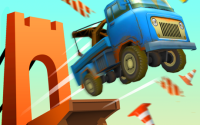 Bridge Constructor Stunts iPA Crack