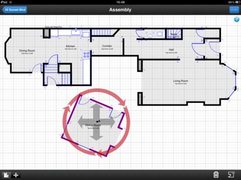 Magicplan dise a y decora el interior de tu casa gratis - Disena tu casa gratis ...