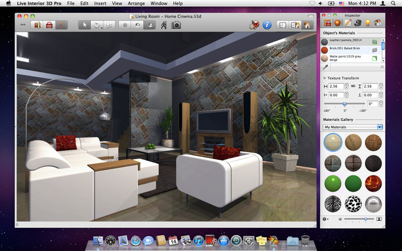 Live interior 3d pro edition dise a el interior de tu for Programmi design