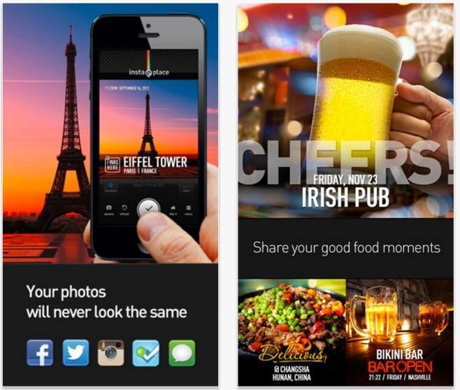InstaPlace, hoy gratis en la App Store
