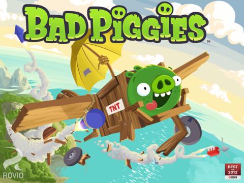 Bad Piggies HD, recibe 15 nuevos niveles