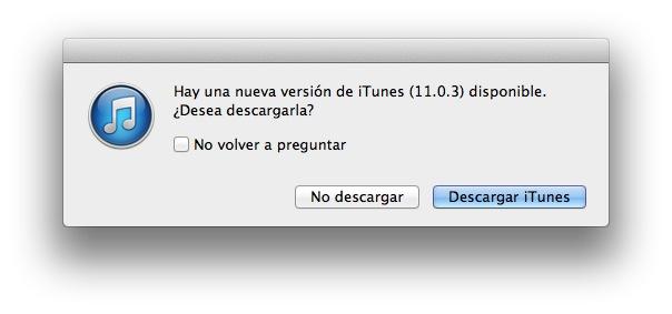 iTunes se actualiza a la versión 10.0.3