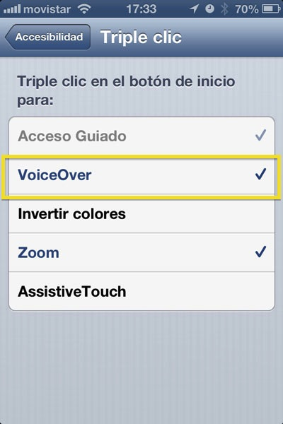 Como hacer para que Siri lea las notificaciones