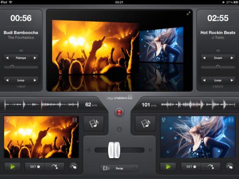 vjay, realiza impresionantes montajes de video desde tu iPad