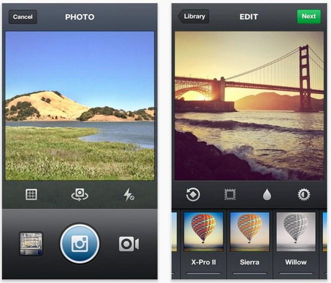 Instagram recibe una nueva actualización parea iOS