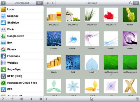 iFiles para iPhone y iPad se actualiza a la versión 1.12