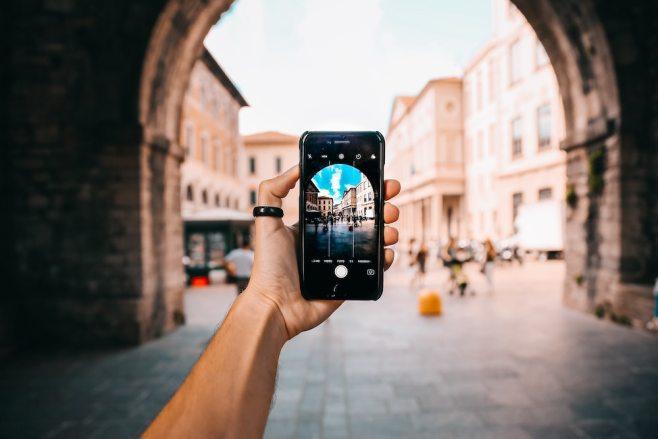 Hacer fotos con comando de voz, en iOS