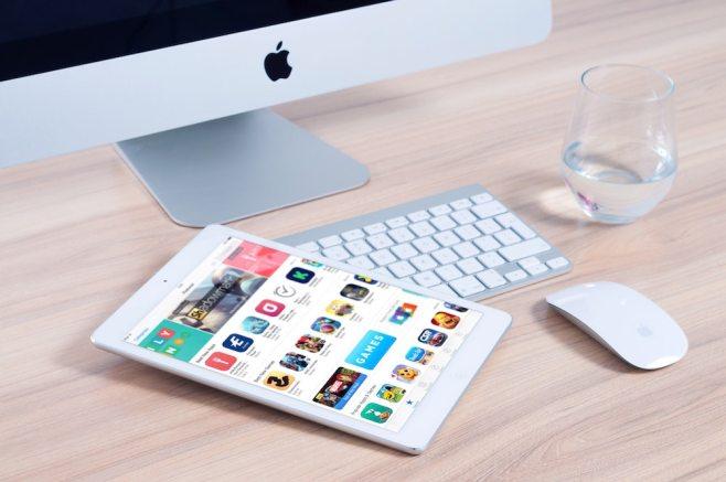 Volver a la parte superior de una pagina web rápidamente, en iOS